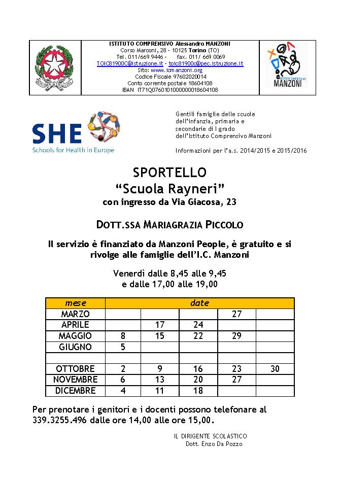 12mar15 as_14-15 Sportello Piccolo